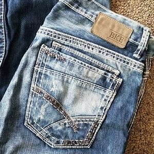 Super cute BKE Jake jeans